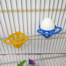 New listing 1Pc Pet Bird Eggs Nest Pan Parrot Nest Box Plastic Bird Cage Decoration Ba