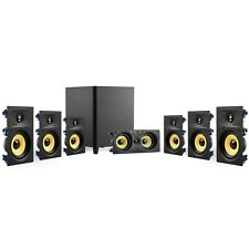 TDX 7.1 Surround Sound Home Theater System, 8