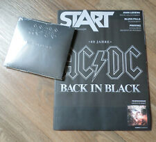 AC/DC - 40 Jahre Back In Black - CD und Heft