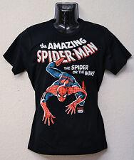 THE AMAZING SPIDERMAN - HERO - MARVEL - SPIDEY - LOGOSHIRT GR. S
