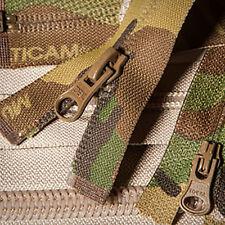 No 5 Chain Original Crye Multicam IR Zipper ( Military Webbing MTP