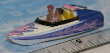 Micro Machines Boats, Ships & Watercraft (Civilian) Cigarette BOAT # 1