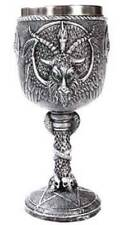 NEW Gothic Satanism Occult Wine Glass Goblet Chalice Game of Thrones Room Decor