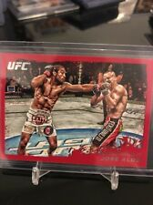 Jose Aldo Ufc Topps Moment Of Truth Ruby Base 4/8