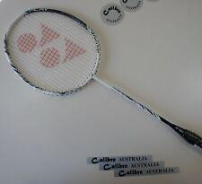 Yonex Astrox 99 Play Badminton Racquet AX99-PL 4UG5 Strung, White Tiger