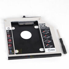 9.5MM SATA 2nd HDD Hard Disk Drive Caddy For IBM LENOVO T400 T400s T410 T410s