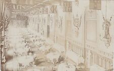 St. George's Hall Laid For Supper, The Castle, WINDSOR, Berkshire RP