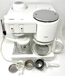 Krups Type 171 CafePresso, Drip Coffee 8 cups, Espresso, Cappuccino Maker