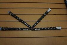 New Golf Pride VDR Midsize Black Blue 60R 4 Pack Golf Grips 528779 Z1