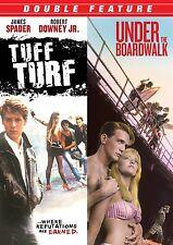 TUFF TURF / UNDER THE BOARDWALK  DVD R1 JAMES SPADER ROBERT DOWNEY JR. BRAND NEW