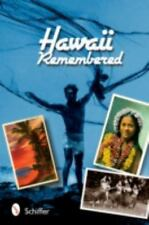Hawaii Remembered: Postcards From Paradise, , Wolfgang-Price, Nathaniel,Martin,