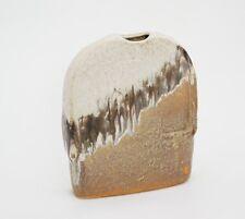 Heiner Balzar Objekte-Vase Steuler  Keramik 910 - Dekor ? - 19cm