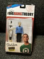 "SDCC Exclusive Big Bang Theory Sheldon Star Trek Cosplay 3.75"" Action Figure NEW"