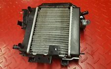 2003 Kymco Super 9 50 cc Liquid Cooled Scooter radiator assembly
