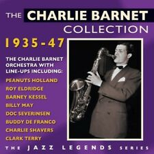 Barnet Charlie-Collection 1 - Charlie Barnet (2014, CD NIEUW)