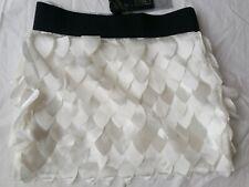 CLUB L BNWT Ladies White Skirt Size M