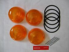 HONDA CT70 K3-1979  GENUINE OEM * NEW 16PC. Signal Lens Kit * IN HONDA PACKAGING