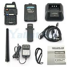 Baofeng UV-5R 400-480MHz Ham Dual-Band Two-way Radio + NAGOYA NA-701 Antenna