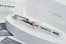 Platinum 3776 Century Nice Transparency M nib pluma estilografica Fountain Pen