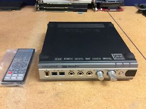 Creative Labs Sound Blaster SB0290 AUDIGY 2 ZS Hub Controller + Remote RM-1500