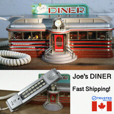 Joe's Diner Vintage Phone Telephone Excellent Condition | Adapter Not Inc. C9