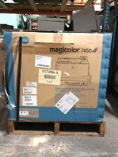 Konica Magicolor 7450 Color Large Format Laser Network Printer 24 PPM