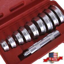 10pc Auto Bearing Race Seal Driver Master Set Wheel Axle Bearings Puller Install