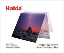 HAIDA NanoPro MC Clear Night Filter - 150 mm x 150 mm