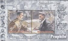 complete.issue. Cancelled 1998 Sapda ´98 High Quality South Africa Block68 Fine Used