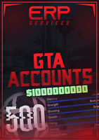 GTA 5 PC Modded Accounts $1 Billion + Level 500 (Undetected)