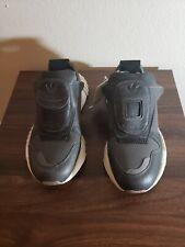 Adidas FuturePacer Size 5 NMD Boost Running Sneaker Grey White Black AQ0907