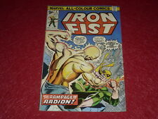[BD COMICS MARVEL USA] IRON FIST # 4 - 1976 Variant Cover 9p.
