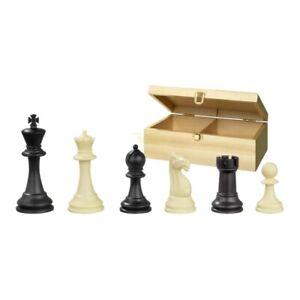 Chessmen - Nerva - Plastic - Staunton - Kings Height