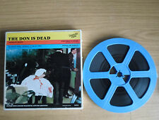 Super 8mm sound 1x400 THE DON IS DEAD. Anthony Quinn classic.