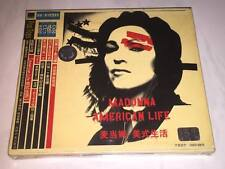 Madonna 2003 American Life China Limited Edition Boxed 11 Track CD Album Sealed