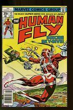HUMAN FLY #12 NEAR MINT- 9.2 1978 MARVEL COMICS