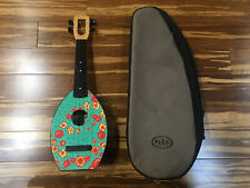 The Magic Fluke Company The Flea M30 Ukulele. Festive And Feel Good Print!