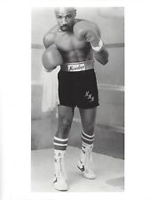 marvelous marvin hagler 8x10 photo boxing picture close up white border