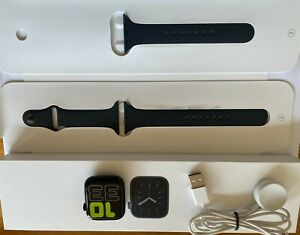 Copy of a  Apple Watch Series 6  44mm Aluminum Case Black Sport Band