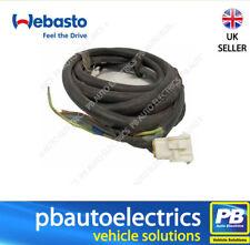 Genuine Webasto Dualtop Heater Wiring Harness Tubular 230v - 9019653B