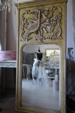 Antiker WANDSPIEGEL Trumeau Frankreich Louis XVI