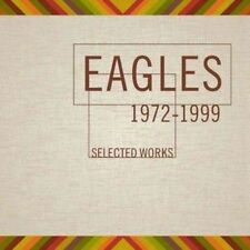Eagles Selected Works 1972-1999 4x CD 2013 Digipak