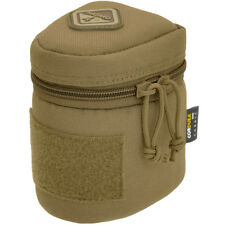 Hazard 4 Jelly Roll Small Padded MOLLE Lens Case Travel Padded Holder Coyote