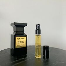 Tom Ford - Tuscan Leather *10ml Sample* - 2012 BATCH! - 100% GENUINE!