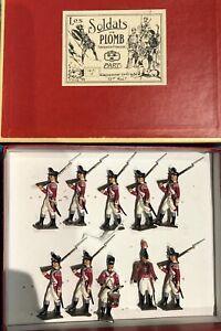 CBG Mignot: Boxed Set - British 53rd Regiment Grenadiers, c1800.  Post War