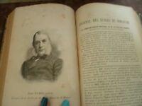 M.LELIEVRE Giornale Delle Scuole Del Domenica 3 Vol. Parigi 1895-96-97 + Carte +