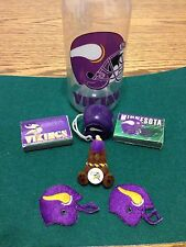 Minnesota Vikings - Grouping of Branded Collectibles