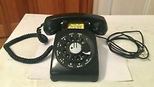 Vintage 1956 Bell Western Electric Rotary Telephone Model 500 Original+Beauty!