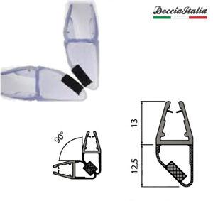 Guarnizione box doccia vetri da 4 mm con magnete ricambi accessori Docciaitalia