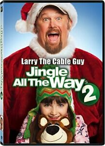 JINGLE ALL THE WAY 2 (WS) NEW DVD